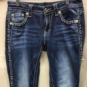 Miss Me Ankle Skinny Jeans Size 29